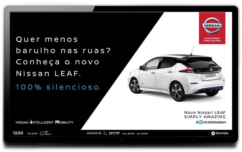 Criatividade e automatização na parceria com a Nissan