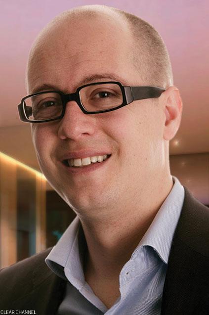 Tom Motmans, CEO para o Brasil e presidente para a América Latina da Clear Channel